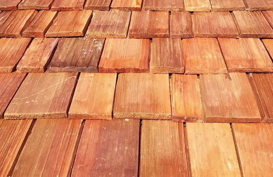 Wood shingle and shake roofing contractor in marin sonoma for Fire resistant roofing