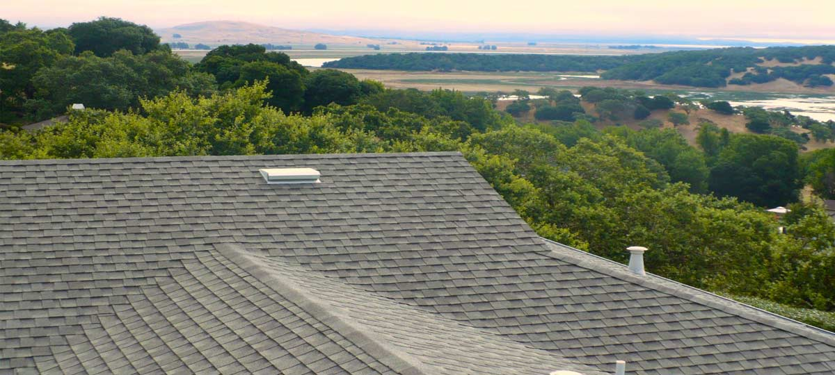 Residential Marin County Roof